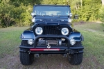 Front view of 74 Jeep CJ5