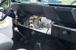 Jeep dashboard