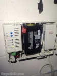Verizon FiOS Online Network Terminal (ONT) & Battery Backup Unit BBU