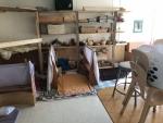The wilderness early childhood development class indoor classroom.