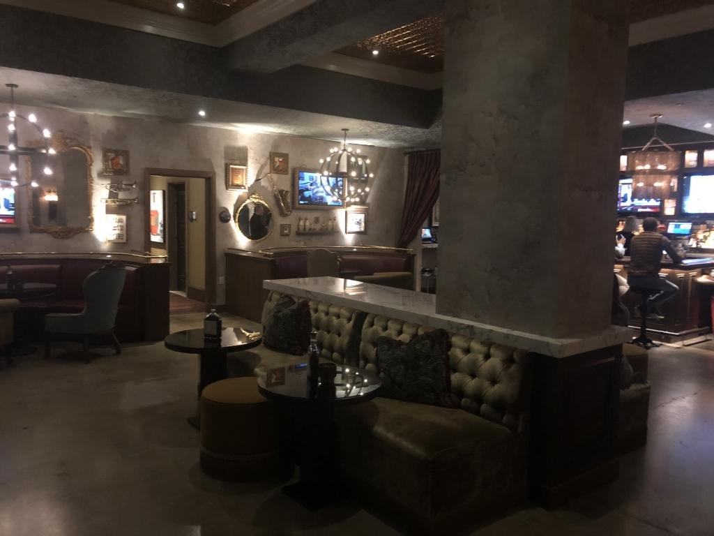Speakeasy in Omni Louisville Hotel @ Louisville, KY