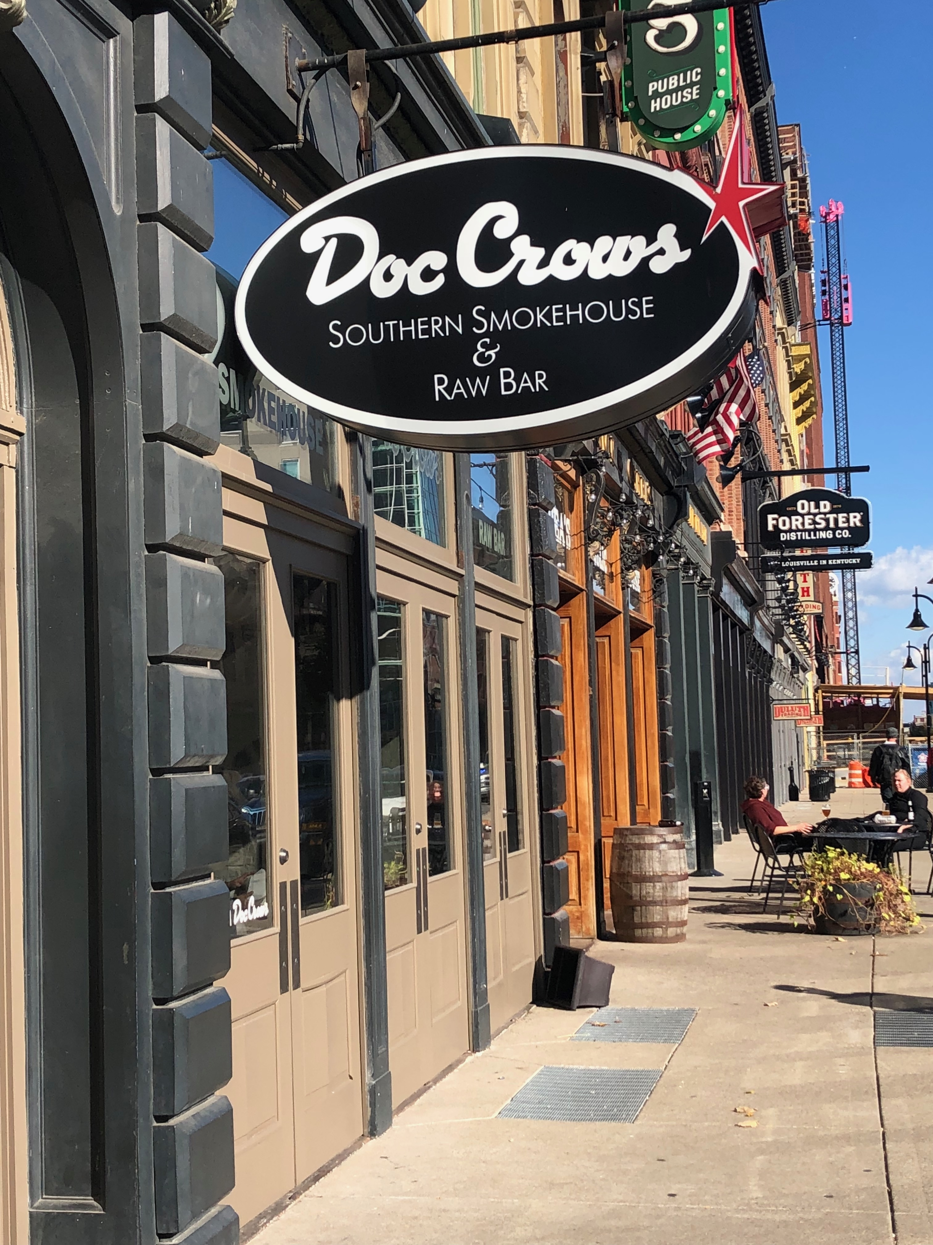Doc Crows Steakhouse & Raw Bar