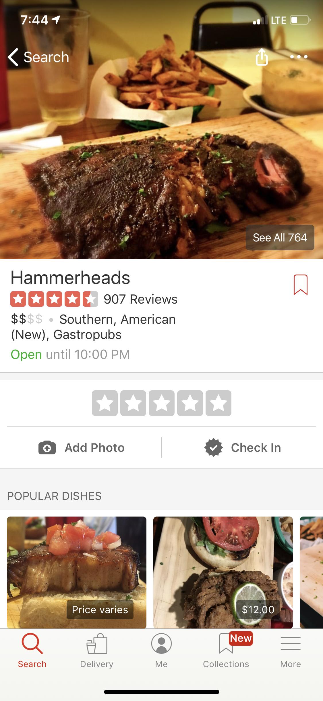 Hammerheads @ Louisville, KY