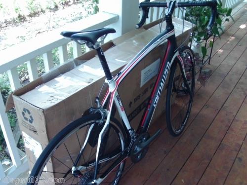 Specialized Roubaix Pro 2011