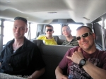 a-shot-of-the-crew-in-the-van